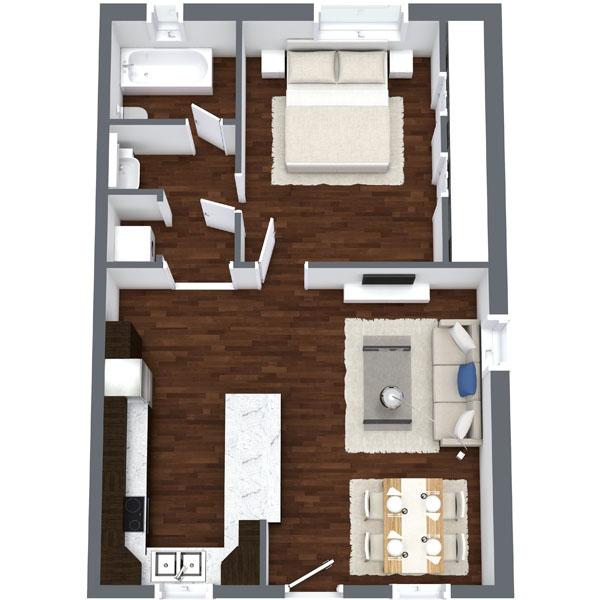 Twin Pines 187 Floor Plans